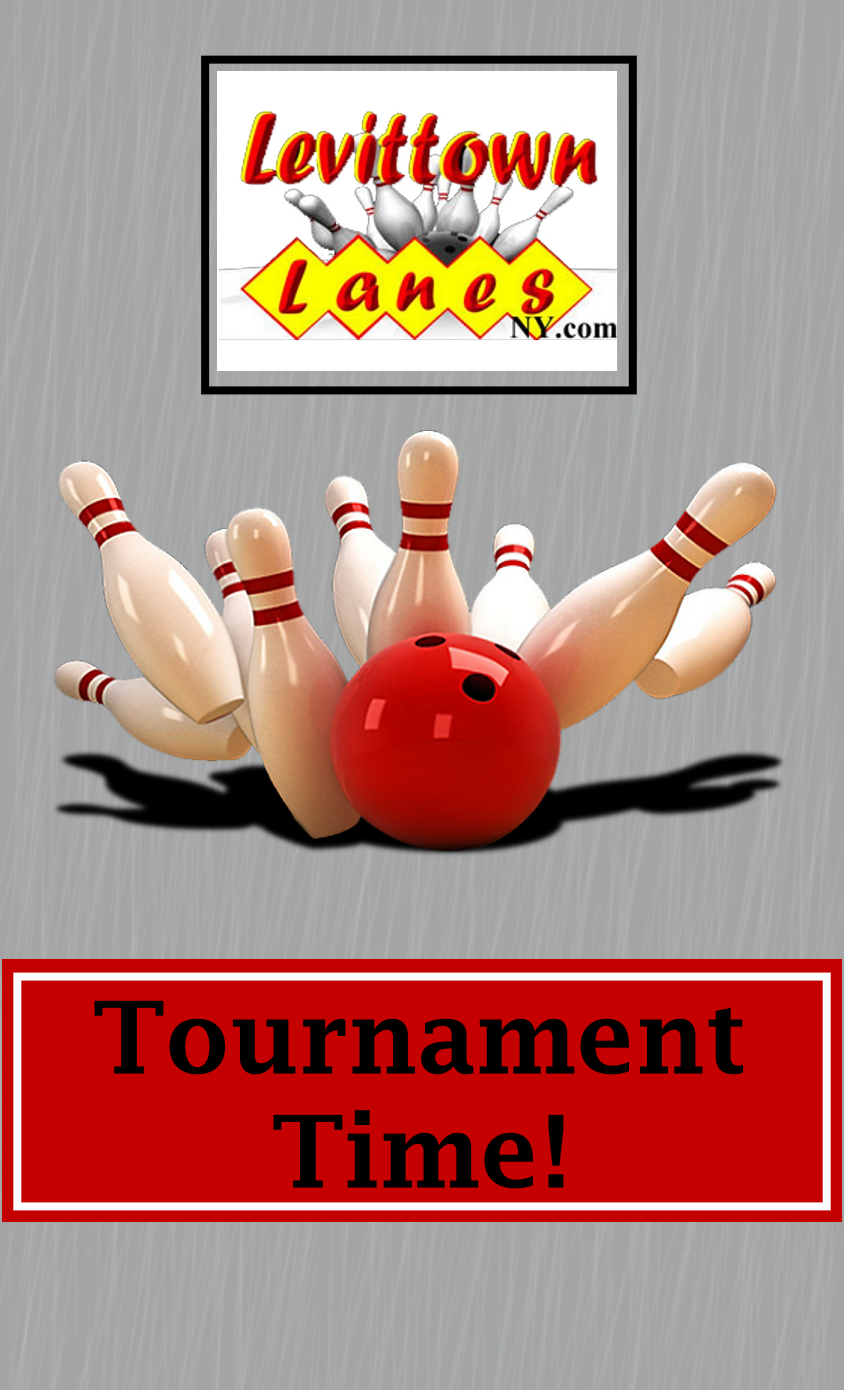 It's Tournament Time at Levittown Lanes